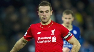 Liverpool skipper Henderson feeling best he has 'in a long time'