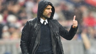 Guardiola hoping for Man City response against Man Utd