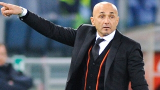 Roma boss Luciano Spalletti happy to take the points