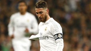Real Madrid captain Sergio Ramos happy he rejected Man Utd