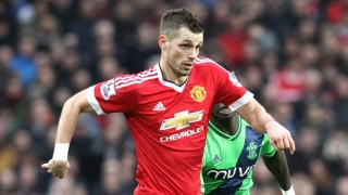 Morgan Schneiderlin eager to be prime Man Utd midfielder