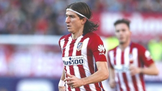 Atletico Madrid fullback Filipe Luis: No Chelsea regrets, but...