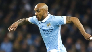 Stoke closing deal for Man City midfielder Fabian Delph