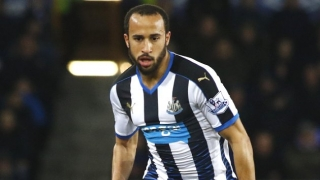 Newcastle winger Andros Townsend: Leaving Spurs emotional