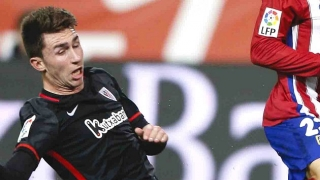 Athletic Bilbao defender Aymeric Laporte hints Chelsea, Man City offers