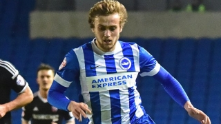 Man Utd striker James Wilson working on loan move