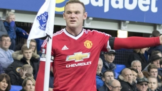 ​Rooney on Man Utd bench for weekend Premier League clash