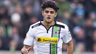 Liverpool remain in hunt for Gladbach attacker Mahmoud Dahoud