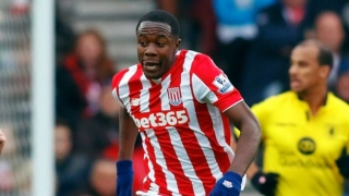 Stoke striker Berahino: Imbula skill a match for Shaqiri