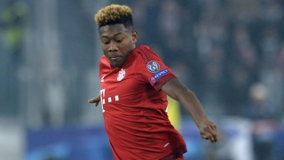 Sane urges Man City target Alaba to stay at Bayern Munich