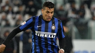 Inter Milan defender Jeison Murillo calm over Leicester talk
