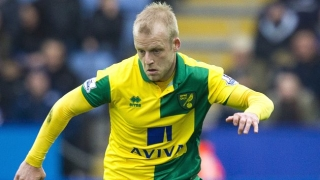 ​Norwich forward Naismith will consider move away in January