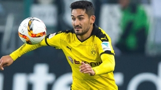 Man City midfielder Ilkay Gundogan admits rejecting Man Utd