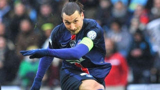 Man Utd, MLS target Ibrahimovic only focused on PSG and Euro2016