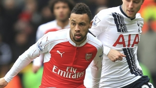 Arsenal midfielder Coquelin admits centre-half training