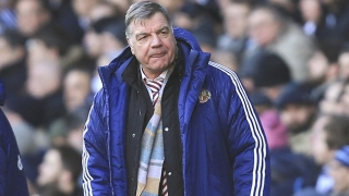 Big Sam waiting for Crystal Palace call