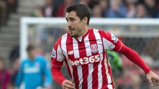 Mainz coach Schmidt reveals special pep talk to Stoke striker Bojan