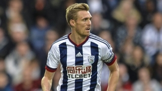 West Brom captain Fletcher delighted with Phillips arrival