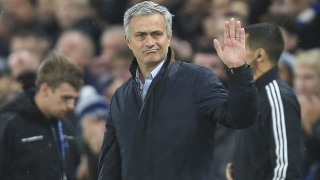​Mourinho relaxed over Man Utd home form