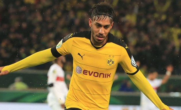 Man City target Aubameyang: I see myself as resident of Madrid and Barcelona
