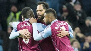 ​Brentford forward Hogan on his way to Villa