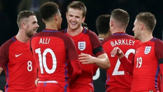 Tottenham midfielder Eric Dier puts hand up for England captaincy