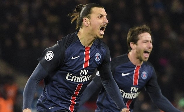 Not everyone inside PSG were happy with Ibrahimovic...