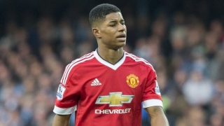 ​Rashford earns the plaudits of Man Utd team mate Rojo