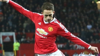 Man Utd winger Adnan Januzaj closer to turning back on Belgium