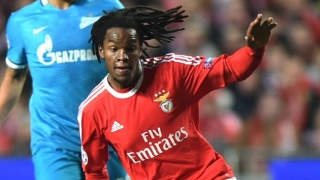 REVEALED: Benfica president in England as Man Utd 'meet' Renato Sanches price