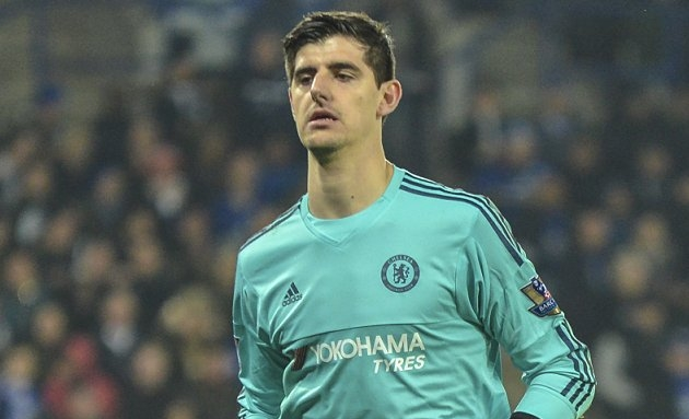 Thibaut Courtois admits ambitions beyond Chelsea