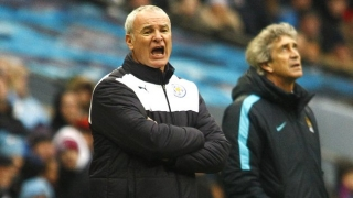 Leicester caretaker manager Shakespeare denies falling out with Ranieri