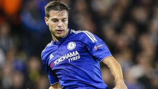 Cesar Azpilicueta on Chelsea back three: I've always been able to adapt