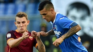 Roma chief Baldissoni expects Paredes to stay