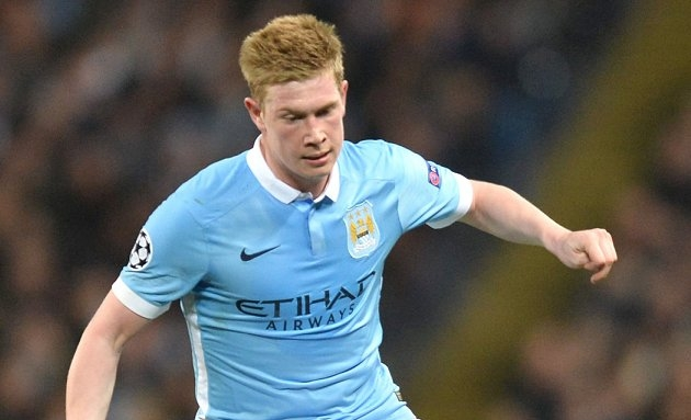 CHAMPIONS LEAGUE: De Bruyne sets Man City on course for win