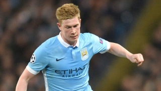 De Bruyne: No reason Man City cannot get better of Barcelona