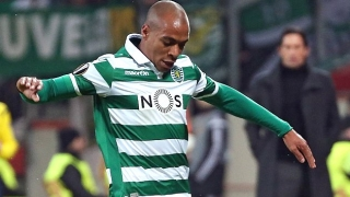 Joao Mario preparing for his Inter Milan debut