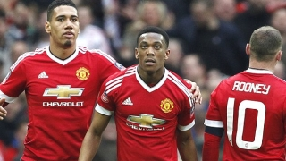 Not many teams can live with Man Utd at that tempo - Smalling