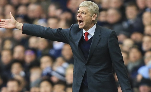 ​FA deny Arsenal boss Wenger in pole position for England job