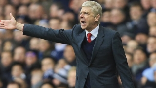 ​Arsenal boss Wenger claims current Tottenham dominance won't last