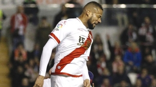 Rayo Vallecano striker Bebe: I should've made more of Man Utd opportunity