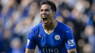 Leicester striker Leonardo Ulloa responds to Swansea interest
