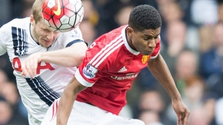 Marcus Rashford hails Man Utd family atmosphere