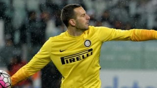 Samir Handanovic 'happy' at Inter Milan