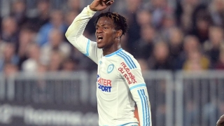 Spurs battling West Ham for Marseille striker Michy Batshuayi.