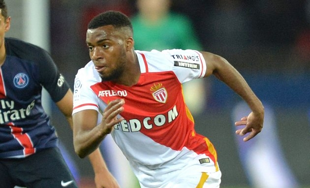 Monaco concede they must sell Arsenal, Man Utd target Lemar