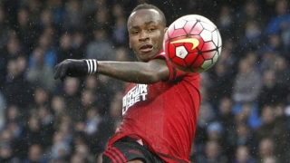 Saido Berahino ponders seeing out West Brom contract