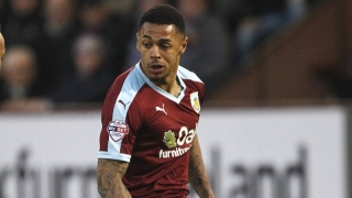 Andre Gray hits hat-trick as Burnley win at Rangers