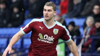 Burnley striker Sam Vokes proud of goal for Aberdeen Euro draw