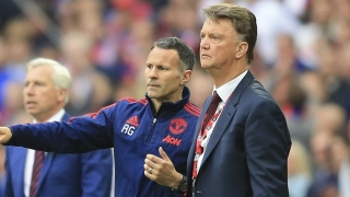 Man Utd wiped all traces of LVG from website within minutes of sack